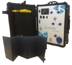 valise Aqualink UF de sunwaterlife