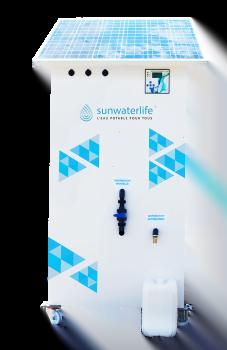Aqualink Kiosk Fontaine de Sunwaterlife