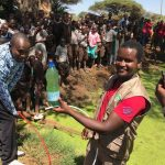 Valise Aqualink UF de Sunwaterlife au Kenya chez les Maasaï MassaÏ Masaî