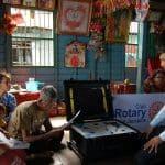Valise Aqualink UF de Sunwaterlife au Cambodge