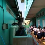 Aqualink Skid de Sunwaterlife au Cambodge