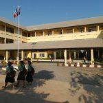Sunwaterlife dans une école au Cambodge