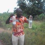 eau purifiée avec Aqualink UF de Sunwaterlife en Côte d'Ivoire