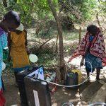 Valise Aqualink UF de Sunwaterlife au Kenya