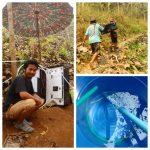 Valise Aqualink UF de Sunwaterlife au Laos