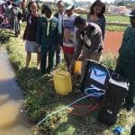 Valise Aqualink UF de Sunwaterlife à Madagascar