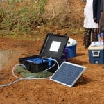 Mare Valise Aqualink UF de Sunwaterlife au Niger
