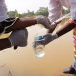 Eau potable Valise Aqualink UF de Sunwaterlife au Niger