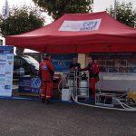 Démonstration Sunwaterlife PUI - Pompiers de l'Urgence Internationale