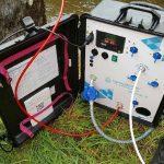 valise Aqualink UF de Sunwaterlife des Pompiers de l'Urgence Internationale (PUI)