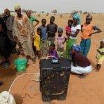 Valise Aqualink TRIP de Sunwaterlife au Sénégal