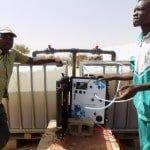 Village Sénégal eau potable Sunwaterlife Aqualink UF