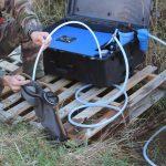 Valise Aqualink UF de Sunwaterlife testée par l'armée française